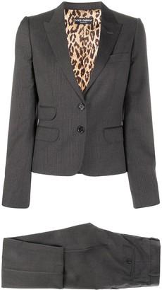 Dolce & Gabbana Skinny Two-Piece Suit