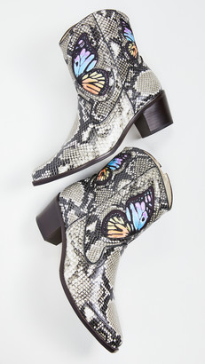 Sophia Webster Shelby Cowboy Boots