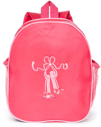 Wenchoice Girls' Backpacks HOT - Hot Pink Ballet Slipper Backpack