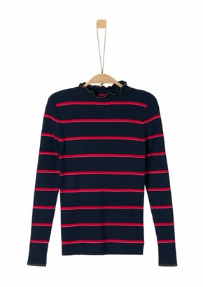 S'Oliver Girls' 66.909.61.2014 Sweater