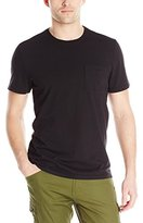 AG Adriano Goldschmied Men's Commute Crew Neck Supima Jersey Tee In True