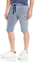 Jet Lag Men's Burnout Cargo Knit Short
