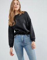 Pepe Jeans Pendle Cracked Sweatshirt