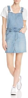 Paige Retta Denim Overall Dress - 100% Exclusive