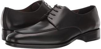 Salvatore Ferragamo Tebe Oxford (Black) Men's Shoes