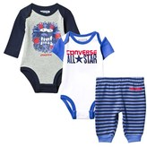 Converse Pack of 2 Bodies and Striped Pants Set