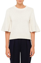 See by Chloé Lace Back Knit