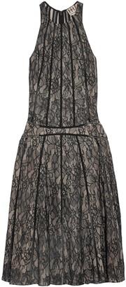 Haute Hippie 3/4 length dresses - Item 34888201NW