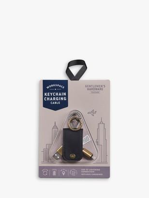 Gentlemen'sHardware Gentlemen's Hardware Charging Cable Keyring