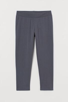 H&M Capri Leggings - Gray