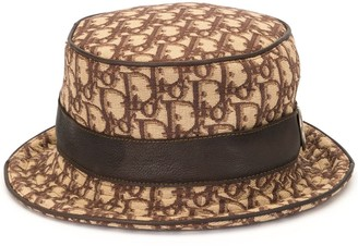 Christian Dior pre-owned Trotter bucket hat