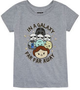 Star Wars STARWARS Galaxy T-Shirt- Girls' 7-16