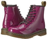 Dr. Martens Kid's Collection Delaney Lace Boot (Little Kid/Big Kid)