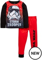 Star Wars Starwars Boys Storm Trooper Pyjamas