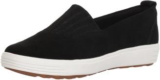 Skechers Women's Comfort Europa-Gored Slip-On Sneaker Skech-AIR Midsole & Classic FIT