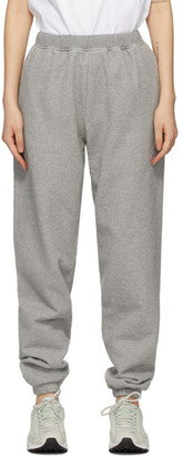 Aries Grey Temple Logo Lounge Pants