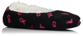 George Tickled Pink Slipper Socks