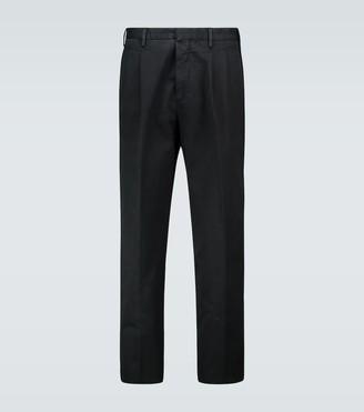 Ermenegildo Zegna Single pleated pants