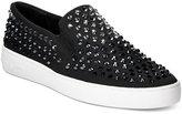 MICHAEL Michael Kors Keaton Embellished Slip-On Sneakers