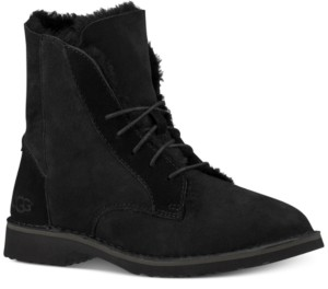 UGG Women's Quincy Lace-Up Boots