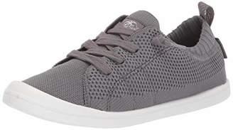 Roxy Women's Bayshore Knit Slip On Sneaker Shoe