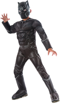 Rubie's Costume Co Deluxe Black Panther Dress-Up Set - Kids