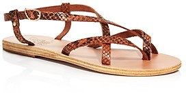Ancient Greek Sandals Women's Semele Strappy Sandals