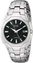 Citizen Men's BM6560-54H Eco-Drive Titanium Dial Watch