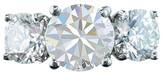 Tiffany & Co. Platinum 4.55ct Diamond Engagement Ring Size 7 1/2