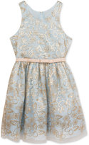 Rare Editions Sequin-Detail Special Occasion Dress, Toddler & Little Girls (2T-6X)