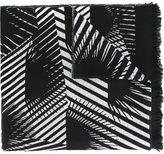 Kenzo Nagai Star scarf