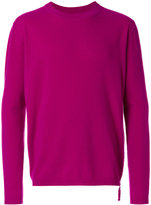 Laneus classic knitted sweater - men - Virgin Wool - 50