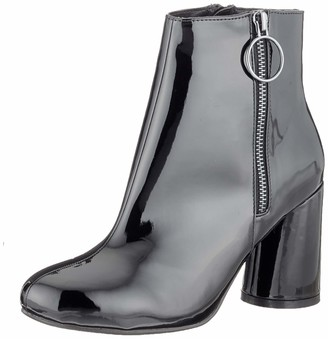 Bianco Women's Round Heel Ankle Boot