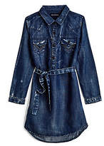 True Religion Western Shirt Kids Dress