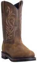 "Laredo Men's Waterproof Steel Toe 11"" 68132 Boot"