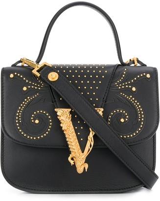 Versace Virtus Western Dual tote bag