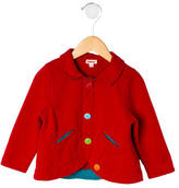 Catimini Girls' Embroidered Jacket
