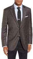 Peter Millar Men's Flynn Classic Fit Check Wool Sport Coat