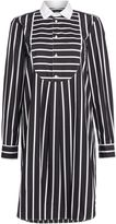 Polo Ralph Lauren Mia long sleeve stripe shirt dress
