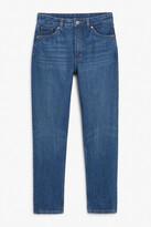 Thumbnail for your product : Monki Kimomo classic blue jeans