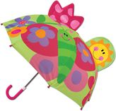 Stephen Joseph Pop Up 3-D Butterfly Umbrella
