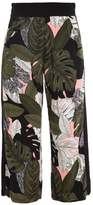 Dorothy Perkins TROPICAL Trousers peach