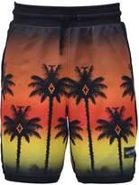 Marcelo Burlon County of Milan Palm Shorts