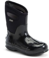 Bogs Women's 'Classic' Mid High Waterproof Snow Boot With Cutout Handles