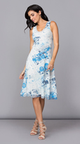 Komarov Sleeveless Merrow Dress