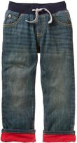 Gymboree Fleece-Lined Jeans