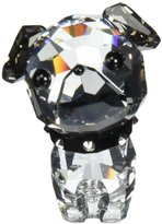 Swarovski Puppy Figurine, Roxy The Pug