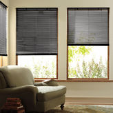 JCP HOME JCPenney HomeTM Custom 1 Aluminum One Touch Horizontal Blinds