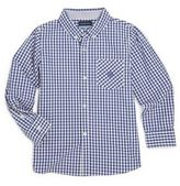 Andy & Evan Toddler's & Little Boy's Checked Shirt