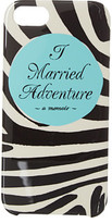 Kate Spade I Married Adventure Phone Case for iPhone 5